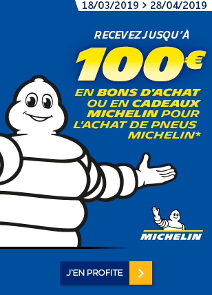 Op Nationale Michelin Mars 19
