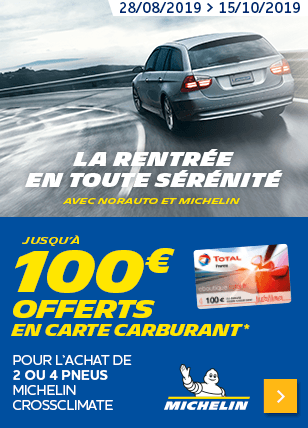 MICHELIN carte carburant offerte