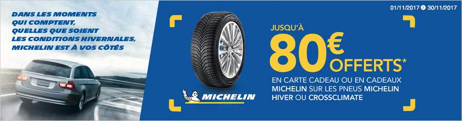 promo pneu michelin offre et promo michelin norauto. Black Bedroom Furniture Sets. Home Design Ideas