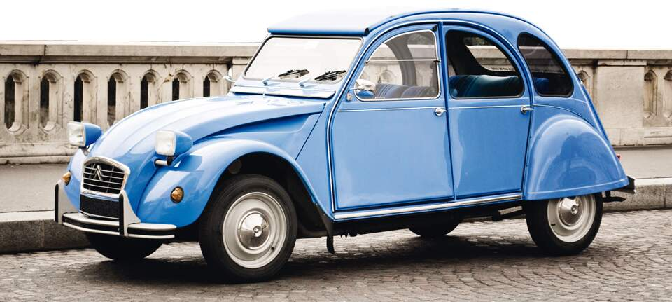 citroen 2cv fabrication